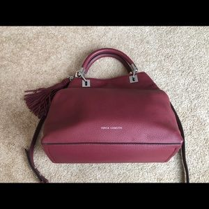 Vince Camuto crossbody satchel